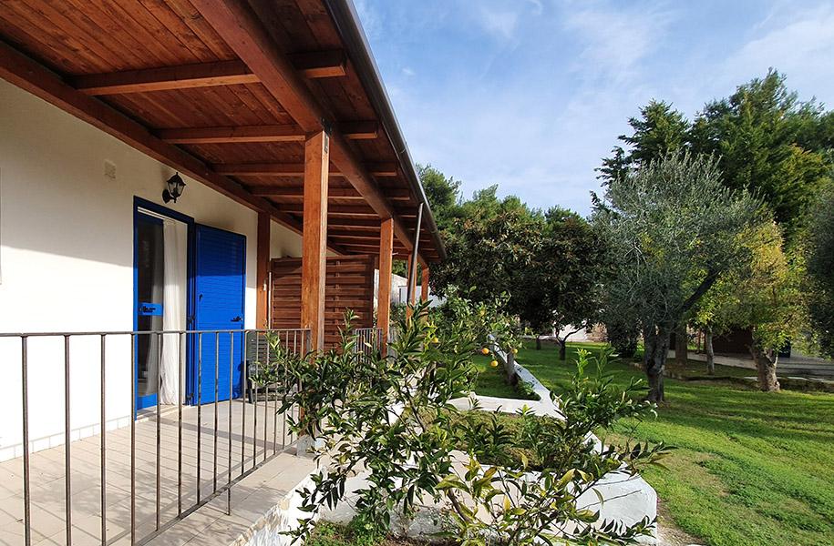 Villaggio Sant'Andrea Vieste - Villaggio turistico a Vieste - spazi bambini